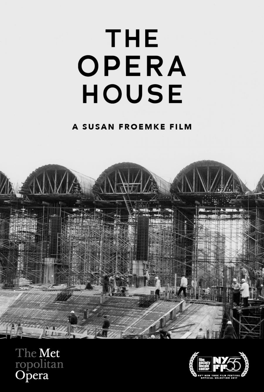 The Opera House. Susan Froemke. Documental