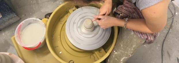 Sábados Workshop De Cerâmica: Roda de Oleiro