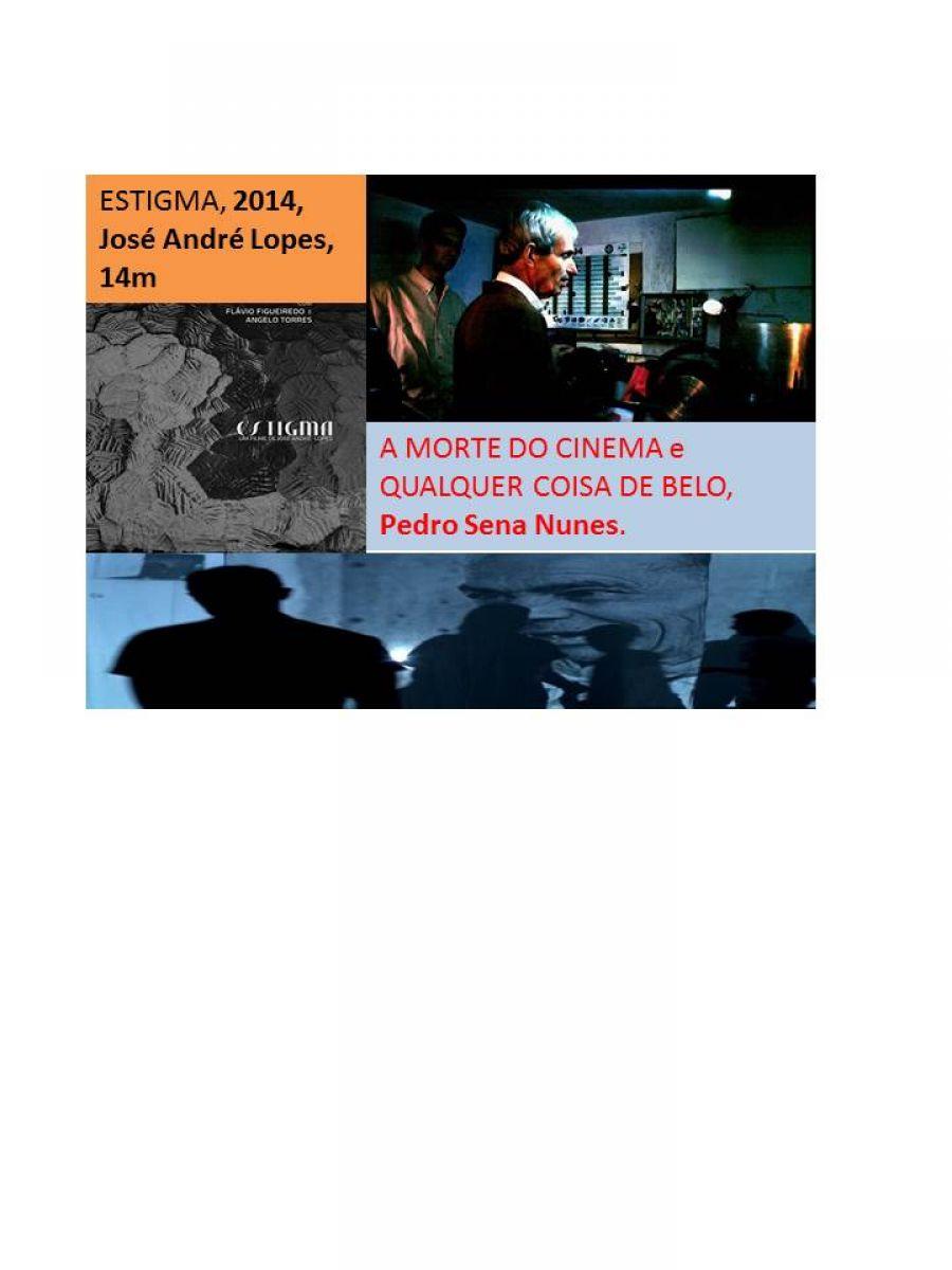 O Cine Padaria convida-vos para a 5a. sessão deste Ciclo