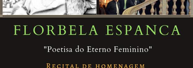 Recital de Poesia: Florbela Espanca – Poetisa do Eterno Feminino