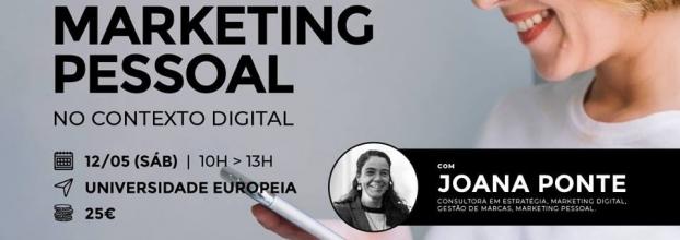 Marketing Pessoal no Contexto Digital - Workshop