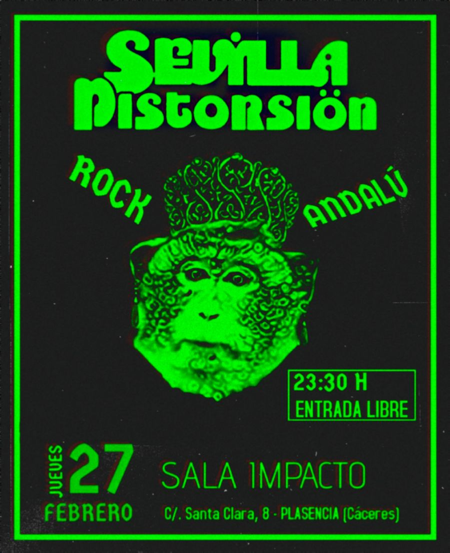 Rock Andaluz  Sevilla Distorsion