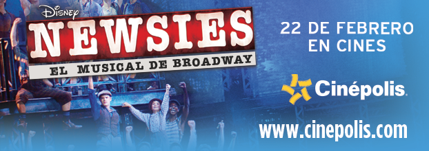 Newsies, The Broadway Show