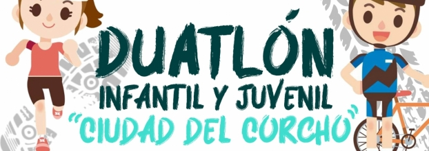DUATLÓN INFANTIL Y JUVENIL 'CIUDAD DEL CORCHO'