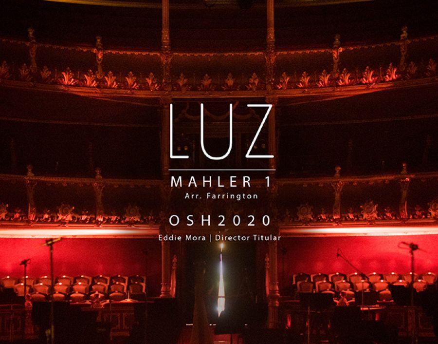 Sinfonía No.1 de Gustav Mahler. Orquesta Sinfónica de Heredia (OSH)