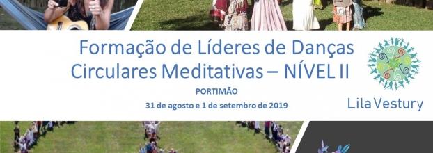 FORMAÇÃO DE LÍDERES DE DANÇAS CIRCULARES MEDITATIVAS NÍVEL 2