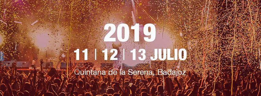 VI GRANIROCK revolution fest      11-12-13 Julio      Quintana de la Serena
