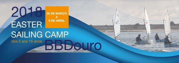 Easter Sailing Camp - BBDouro