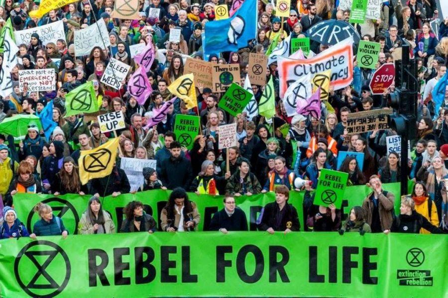 Rebelião pelo clima no Espiga