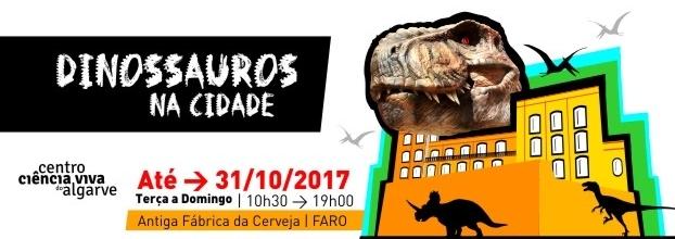 Dinossauros na Cidade!