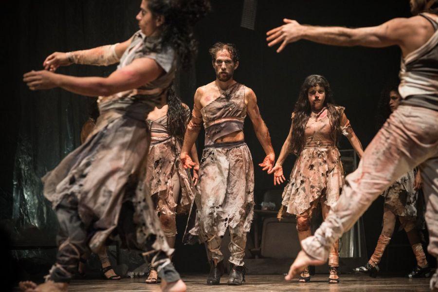 18º Festival Nacional de Danza Contemporánea. Anatomía del deseo femenino, Camuffare, Limbo
