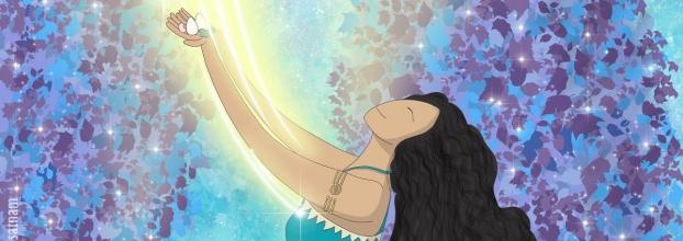 Dança Yoga e respiração ovarica. 'o sopro da vida,consciência feminina' parte I