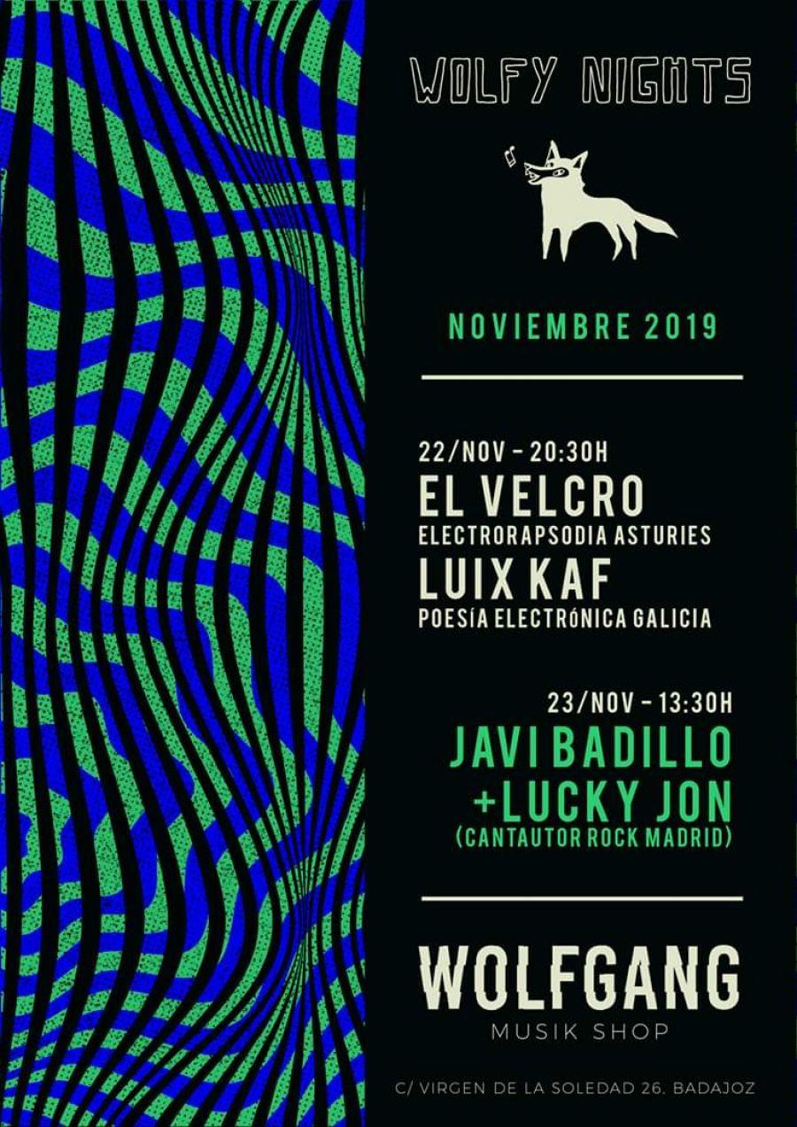 Javi Badillo + Lucky Jon