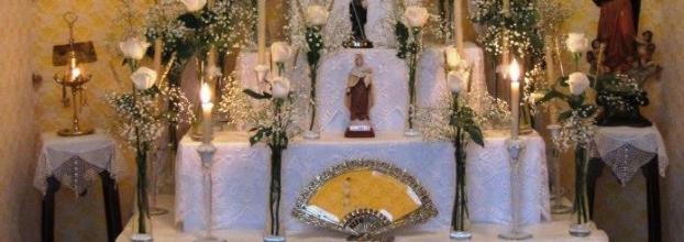 Visita e Bênção das Santas Cruzes/ Festas das Santas Cruzes