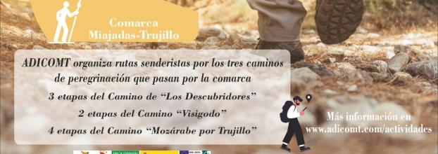 Caminos de Peregrinación en La Comarca Miajadas-Trujillo