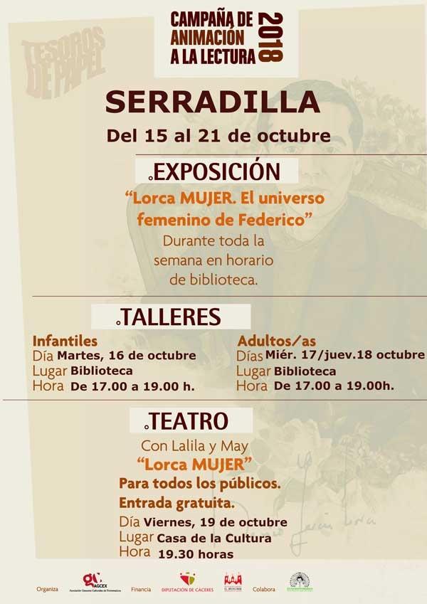 TESOROS DE PAPEL | Serradilla