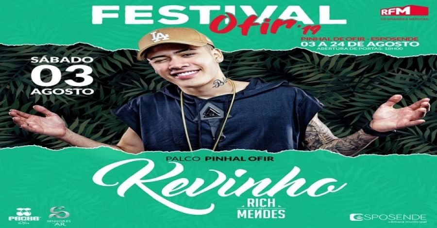 Festival Ofir - Kevinho