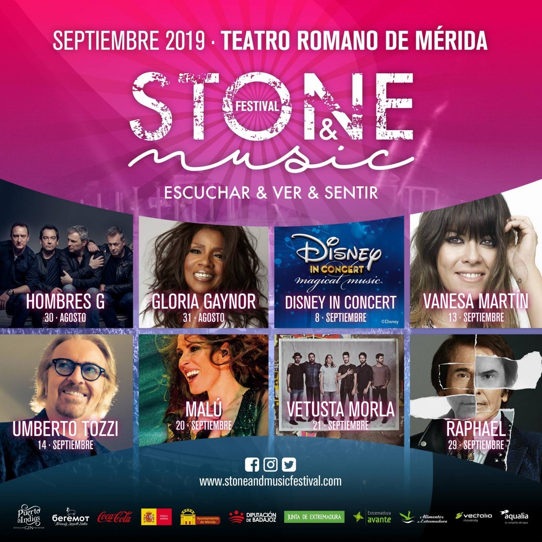 STONE & MUSIC FESTIVAL | Mérida 2019