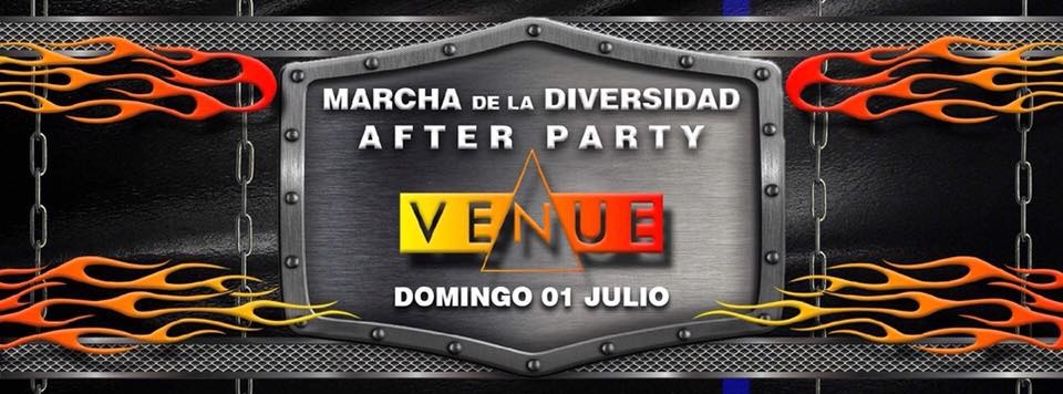 Marcha Diversidad After Party