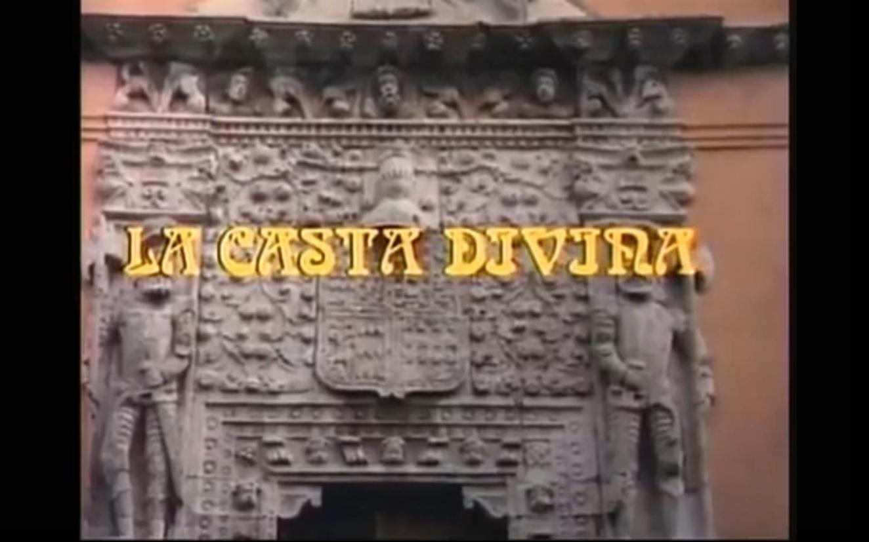 CineUCR; Época de Oro, Cine Mexicano: La casta Divina. 1977