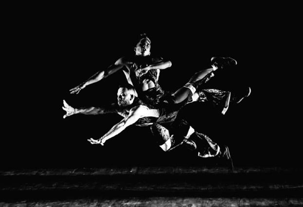 FIA 2018. Historias Repitiéndose. Compañía Nacional de Danza. Costa Rica