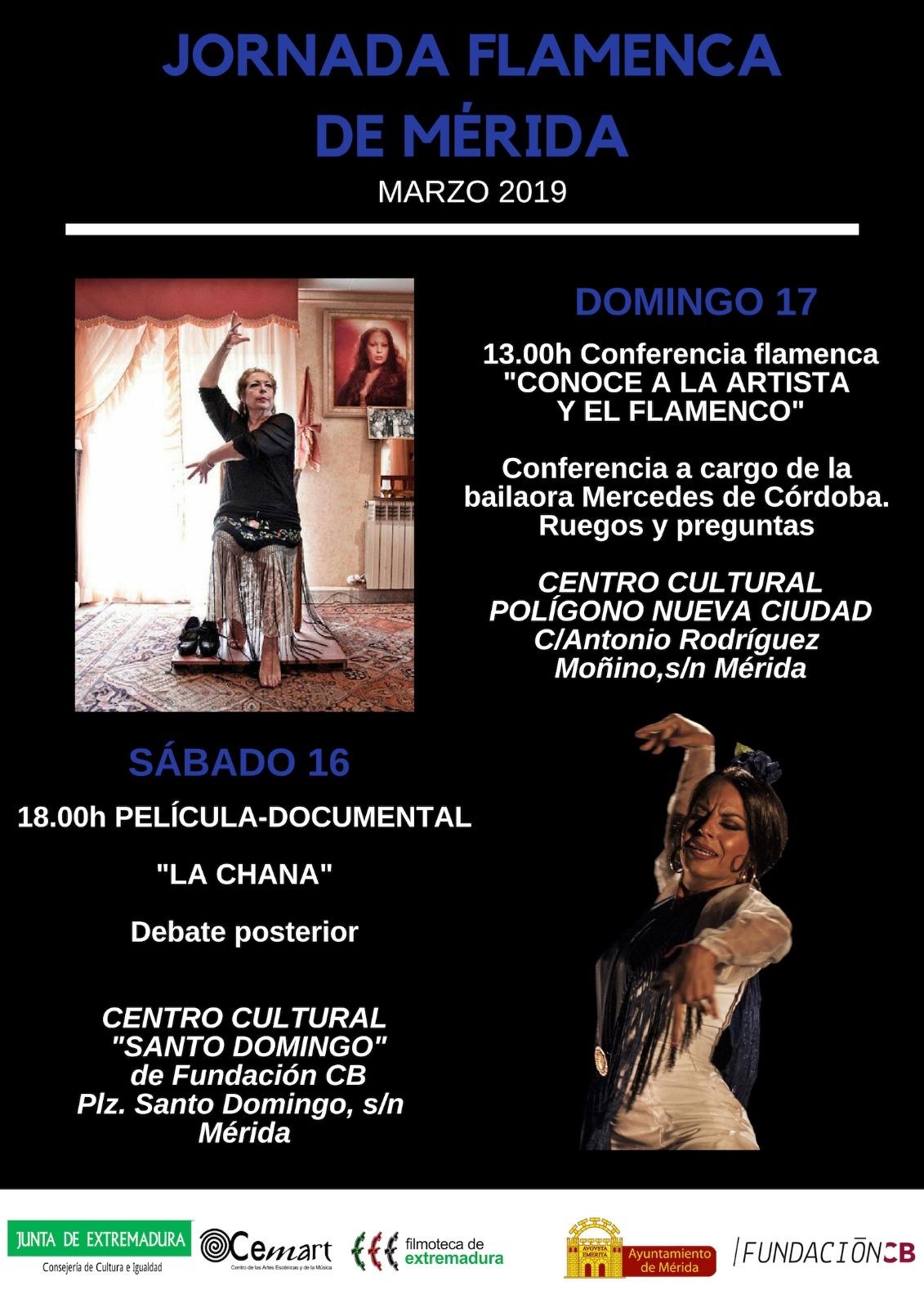Jornada Flamenca de Mérida    CONFERENCIA
