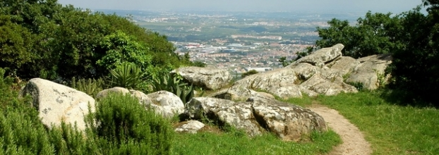 Caminhada pela Encosta das Saibreiras - Serra de Sintra