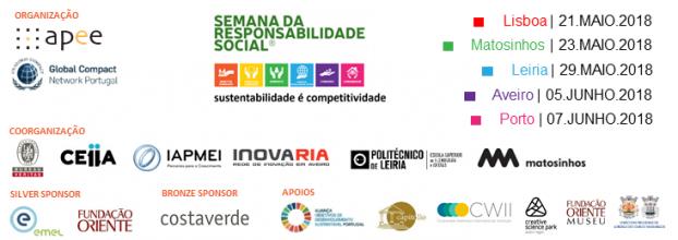 Semana da Responsabilidade Social 2018 - Leiria