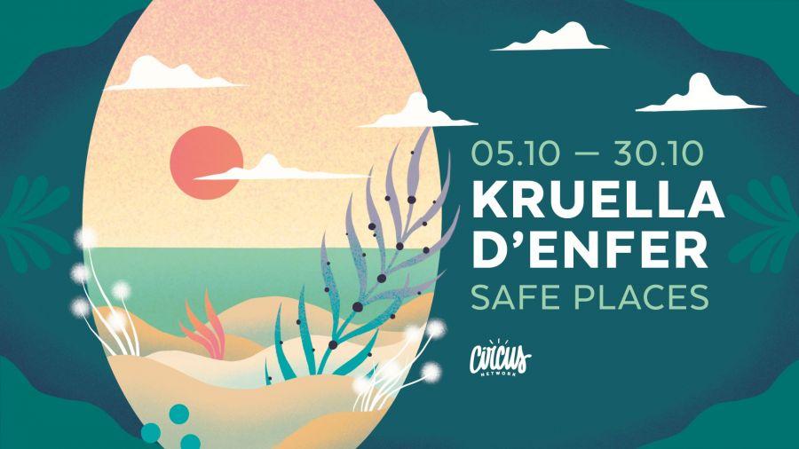 'Safe Places' - Kruella D'Enfer Solo Show