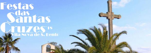 CRUZEIRO / Festas das Santas Cruzes