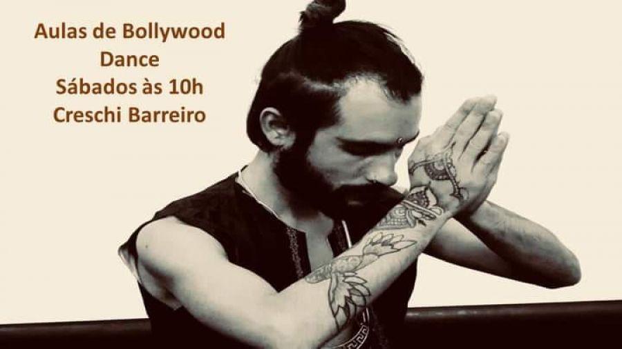Aula Experimental De Bollywood Dance Com Paulo Esparteiro