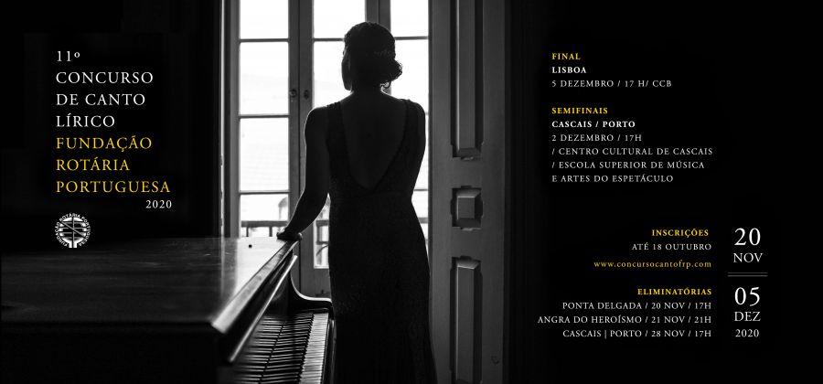 11º Concurso de Canto Lírico da Fundação Rotária Portuguesa