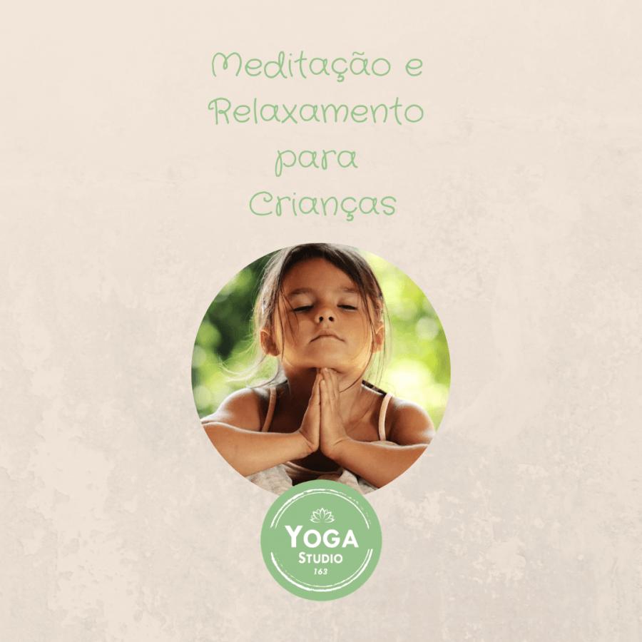 Meditação e Relaxamento para Crianças