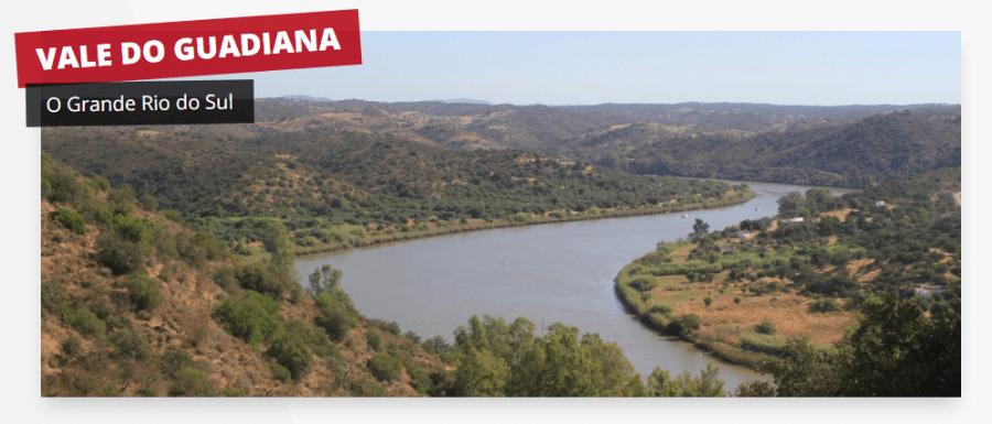 Cicloturismo - Vale do Guadiana