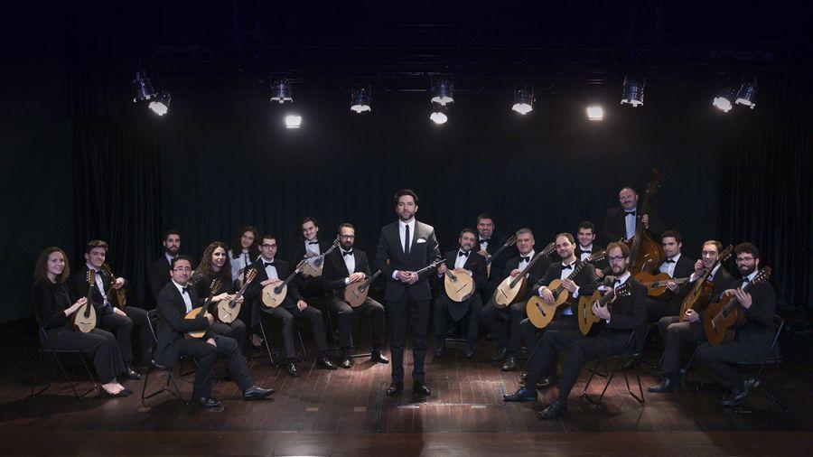 Orquestra Portuguesa de Guitarras e Bandolins  'Equinox- Anúncio de Primavera'