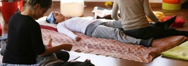 Curso de formação de Massagem Thai Yoga Nível 1