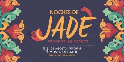 Noches de Jade. Alajuela ciudad de los mangos