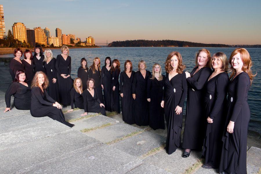 Concerto do coro Pandora's Vox (Canadá)