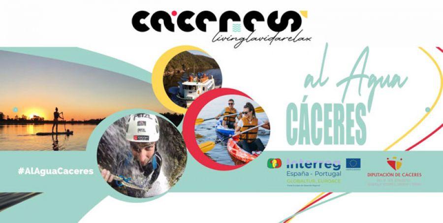 AL AGUA CÁCERES | Paddle board. Embalse de Baños de Montemayor (Valle del Ambroz)