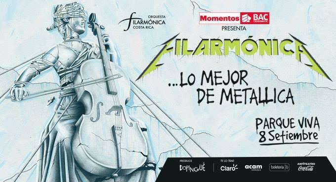 Orquesta Filarmónica. Tributo a Metallica