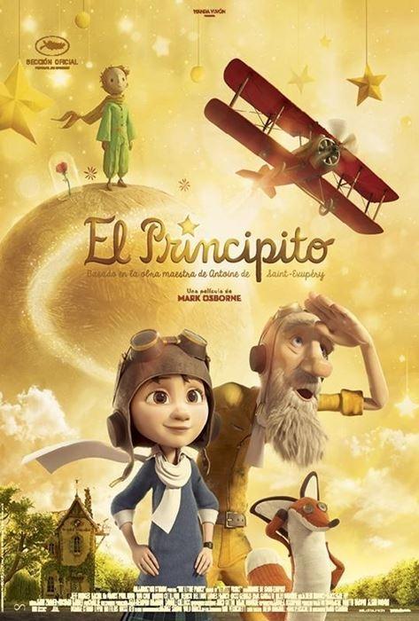 """Cine al Aire Libre: """"El principito"""""""