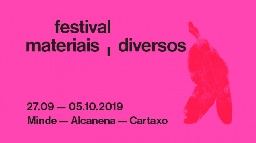 Call para Voluntários Festival Materiais Diversos 2019
