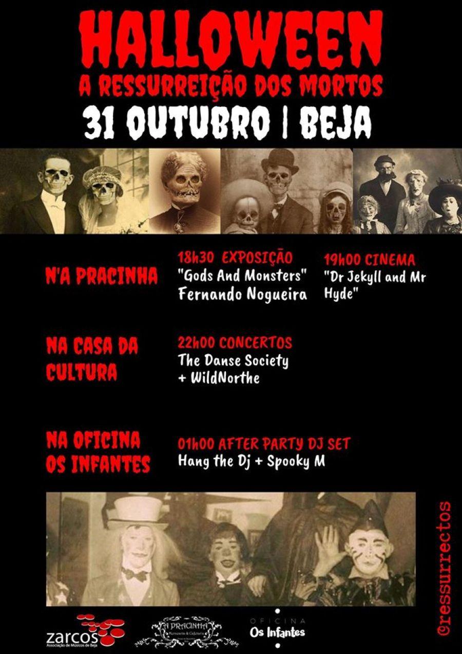 Halloween - A ressurreição dos Mortos