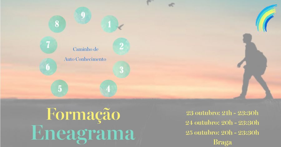 Formação Eneagrama - 1º Etapa