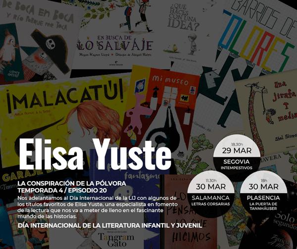 Elisa Yuste en La Puerta de Tannhäuser