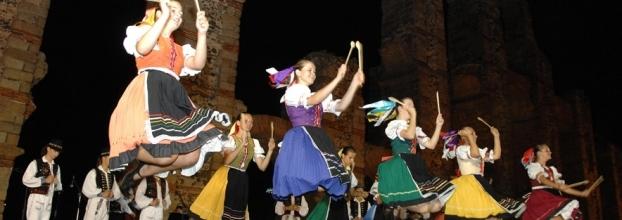 31 Festival Folklórico de los Pueblos del Mundo de Extremadura
