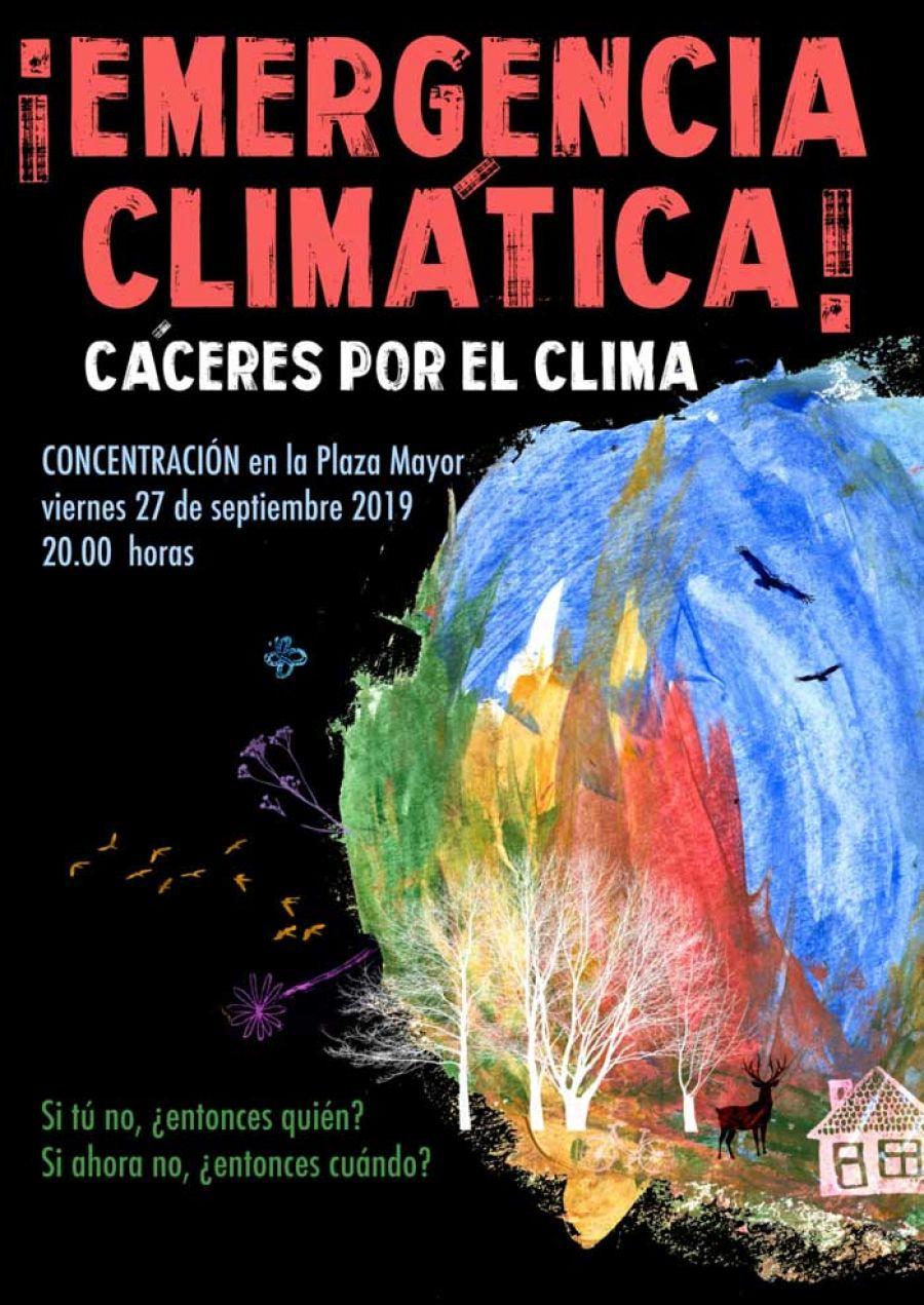 Movilización por el Clima | Cáceres