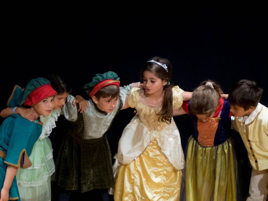 Cursos de Teatro para Crianças e Jovens -PALCO DE CHOCOLATE - Carcavelos