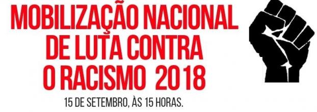 15 Mobilização Nacional de Luta Contra o Racismo 2018 (Braga)