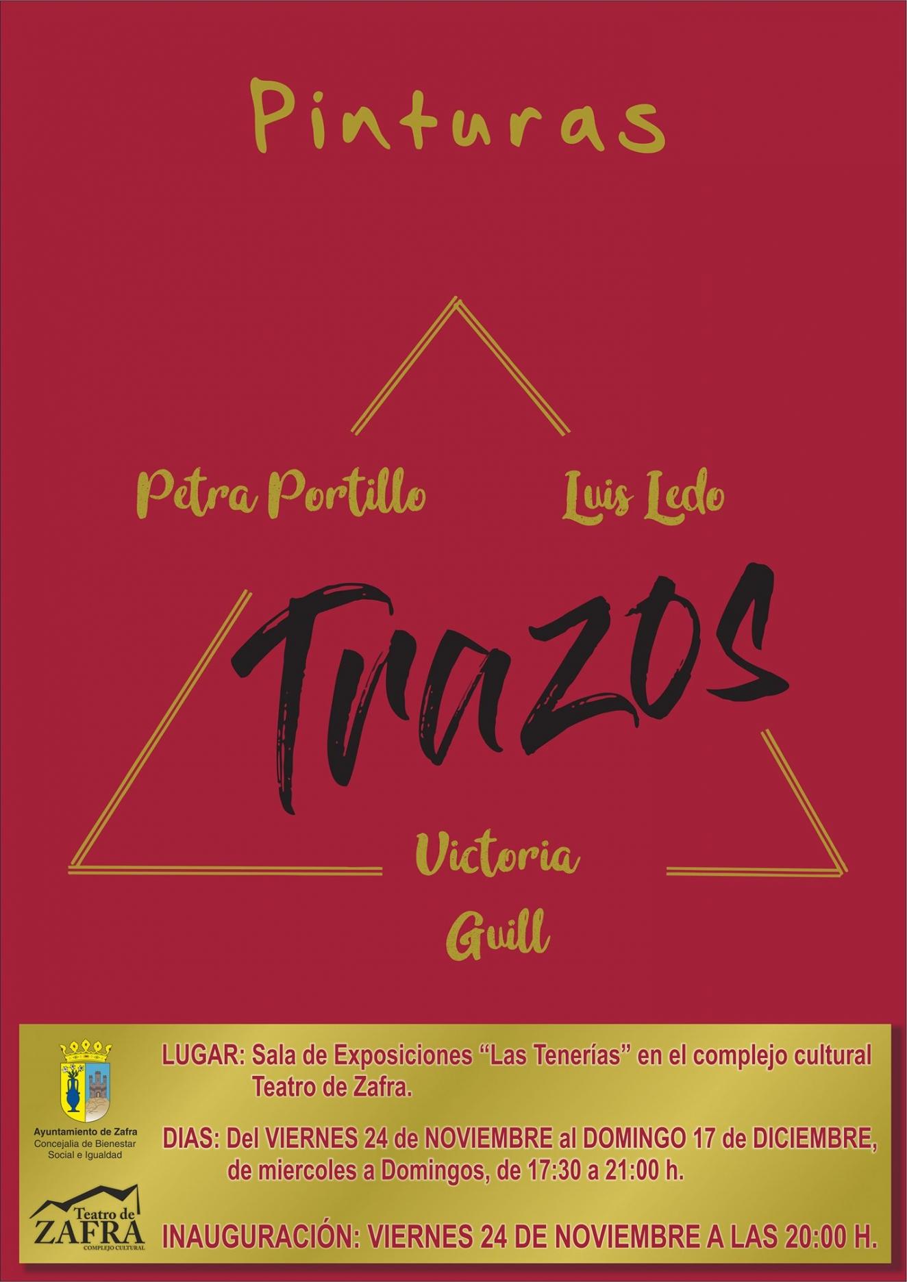 TRAZOS // Exposición de Pintura